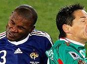 Mexico gana Francia