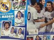 Real Madrid 2012-2013 Colección Oficial Cromos Panini
