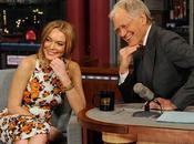 "Lindsay Lohan David Letterman: ""Soy blanco, siempre fui"""