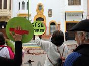 Escrache PSOE protesta desalojo CSOA Soleá