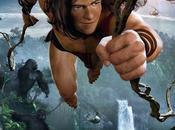 para sufran: Tarzan MOTION CAPTURE