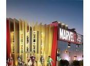 Diseños parque temático Marvel Dubai