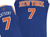 Carmelo Anthony,lidera venta camisetas NBA.