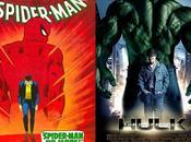 Portadas sorpresa: spider-man hulk