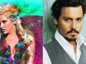 Ke$ha aseguró haber tenido 'sexo ocular' Johnny Depp