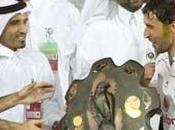 Raúl González Blanco gana Liga Qatar