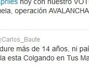 Carlos Baute: dure años