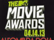 Movei Awards 2013 Alfombra roja