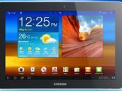 Especificaciones filtradas Samsung Galaxy 10.1