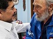 Maradona reúne Fidel Castro