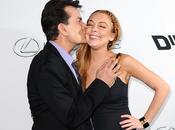 Charlie Sheen aconseja Lindsay Lohan sobre estadía rehabilitación