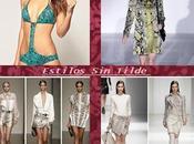 snake Print tendencia primavera-verano 2013