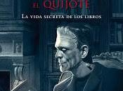 noche Frankenstein leyó Quijote, Santiago Posteguillo