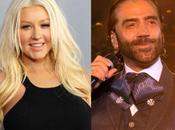 Alejandro Fernández Christina Aguilera cantarán tema Tempestad'