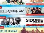 Love Lesbian, Sidonie, Fuel Fandango, Pegatina, Niños Mutantes Miss Caffeina, Londres subtítulos