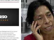 'Proceso' denuncia plan gobierno Veracruz para atentar contra periodista Jorge Carrasco.