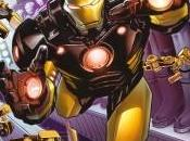 Critiquita 380: Iron nº1/27, Gillen Land, Panini-Marvel 2013
