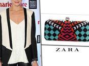 Olivia loves Zara's clutches
