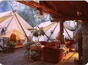 """Glamping"" Camping Chic"