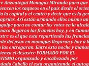 Capriles gana votos maduro planea golpe