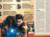 INfografía Iron Man3