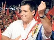 Colombia Uruguay saludaron victoria Horacio Cartes