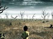 Tierra rostro cambio climático
