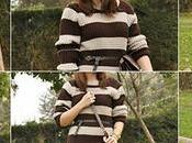 Look day: Striped Sweater