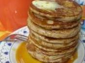 Tortitas americanas pancakes