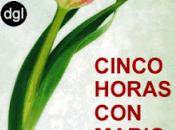 'Cinco horas Mario', clásico Miguel Delibes para celebrar Libro