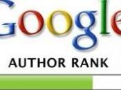 Google Author Rank, como influye
