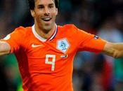 Cracks: Ruud Nistelrooy