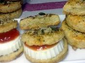 Scones pesto anchoa