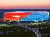 Allianz Arena, compartido entre Bayern Munich TSV1860