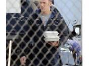 Cobie Smulders Chris Evans rodaje Capitán América