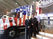 Camiones mack lanza vision silver
