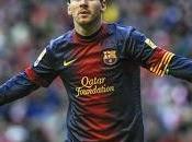 Siempre buena Messi