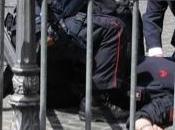 policías heridos tiroteo frente sede Gobierno italiano