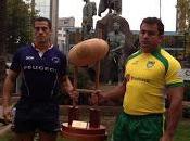 Selección chilena rugby gana brasil espectacular partido temuco