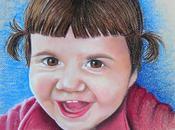 Retrato infantil Laia