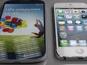 iPhone Galaxy ¿cuál resiste más?