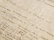 Curiosidades Borradores escritos mano algunos clásicos literatura universal