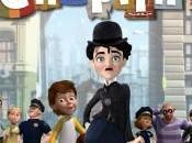 Chaplin Charles cobra vida forma dibujo animado