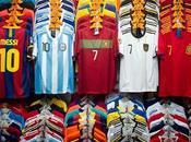 diez camisetas marcaron vida (deportiva)