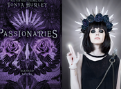 Portada Revelada: Passionaries (The Blessed, Tonya Hurley