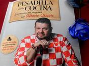 PESADILLA COCINA. recetas programa Alberto Chicote