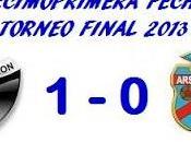 Colón:1 Arsenal:0 (Fecha 11°)