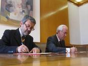 Acuerdo entre Aragón Invierte Clúster Biomasa Energía