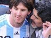 Liga-Messi iguala todo marcó Maradona