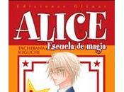 Alice, escuela magia, saldada meses